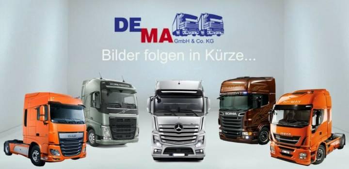 Scania P 230*EEV*18to SZM* nur 145000 km* Tüv* 1 Liege* - 2009