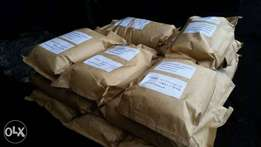 Potassium humic fertilizer