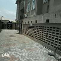 Very neat and large 3bedrm flat in an estate at Ogudu. N1mill