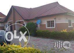 3bedroom Bungalow At Abijo NNPC