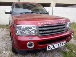Used Range Lover Sport KCE With Leather seats