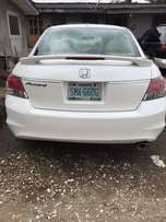 Registered Honda accord