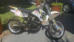 150 cc off road good condition