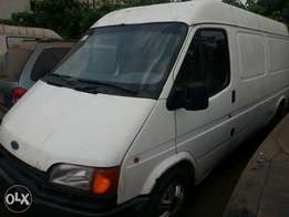 Ford transit van long chassis
