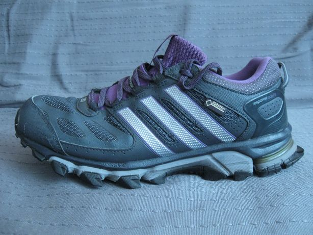 frotis Proscrito Plaga  Adidas Response Trail 20 GTX r. 40 2/3 damskie Zgierz • OLX.pl