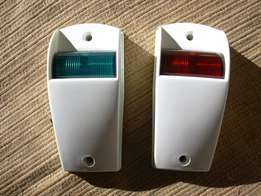 12 Volt Boat Navigation Lights