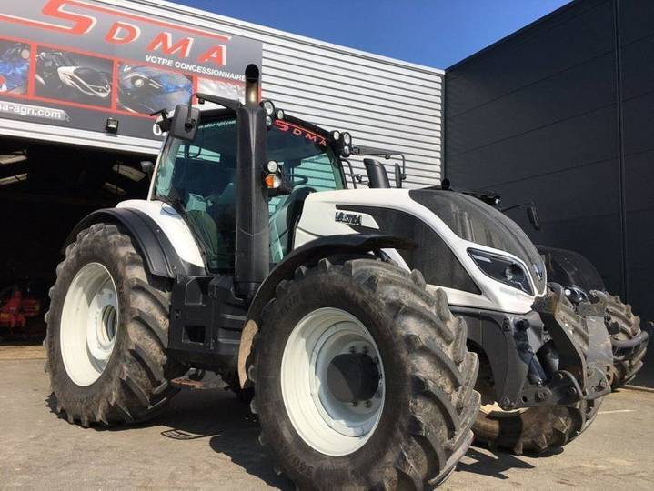 Valtra T214 Direct - 2017 - image 2