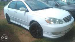 Toyota Corolla Sport 2006 (Ghost White, Neat in Excellent Condition)