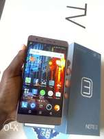 1 week used Infinix Note 3 with all accessories