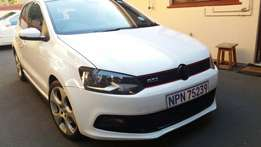 2011 Polo 6 Gti Dsg. Fsh at Agents. Panroof. R155000.