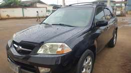 Clean Acura mdx 2001
