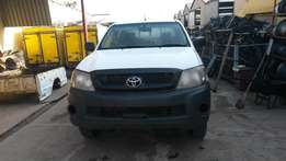 Hilux d4d 2.5 double cab for sale