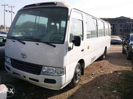 Toyota coaster bus DIESEL for sale