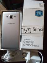 Brand new Samsung Galaxy grand prime +