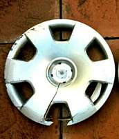 Plastic Hubcap - Don't know off which car
