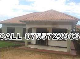 Jolly 3 bedroom stand alone house in Kyaliwajjala-Agenda at 800k