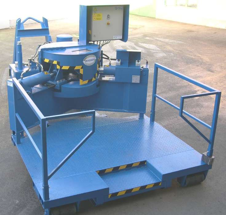 Wagner Tyre Dismantler Wrd 850 - 2019 - image 5