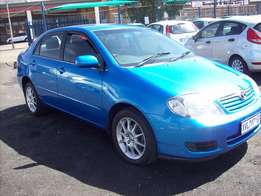 Toyota corolla 2007 Model,5 Doors factory A/C And C/D Player