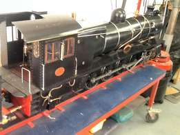 Model SAR Steam Engine. price R25,000.00