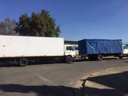 Trucks available for all your daily hire