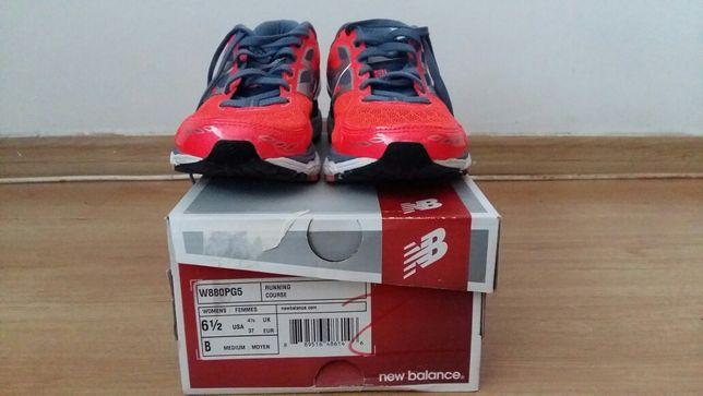 Buty do biegania New Balance W880PG5, rozmiar 37, używane
