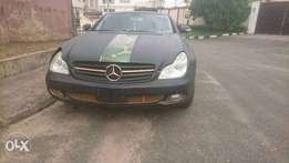 Like Toks Mercedes-Benz CLS500