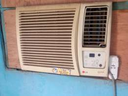 LG window unit Air conditioner 1.5hp for Sale