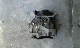 Polo vivo gearbox