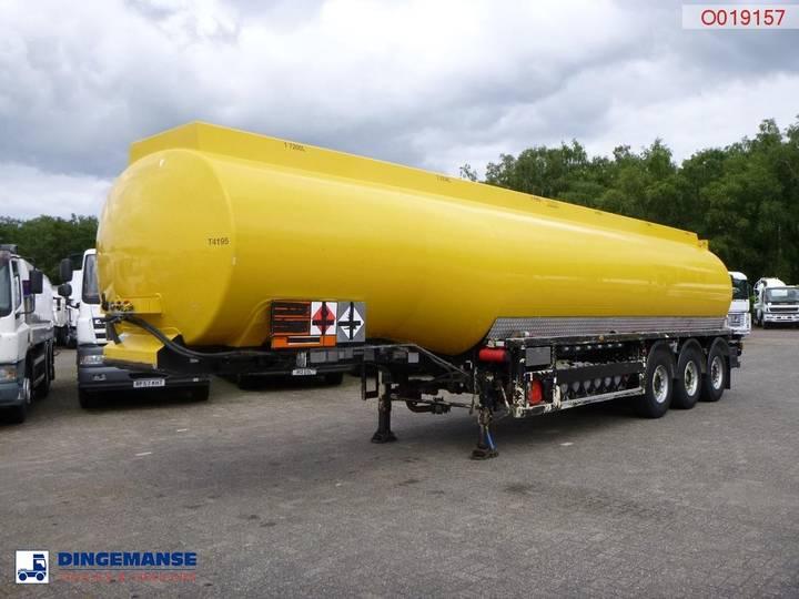 Cobo Fuel tank alu 44.9 m3 / 6 comp + pump - 2004