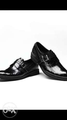 NEW Class shiny wedding Leather shoe