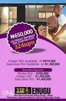 BUY VIP plots in Enugu State at give away price