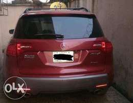 Super Clean Registered 2008 Acura MDX Upgraded with Roof DVD Features