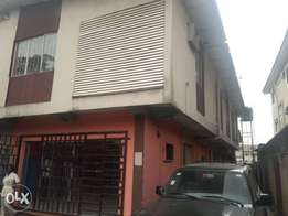 A nice renovated 4 Bedrooms Semi Detached Duplex at Aguda ogba
