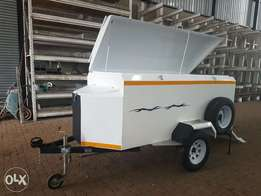 8ft luggage trailer