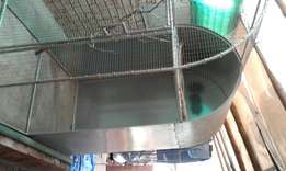 2×bird cages price is per cage