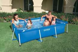Intex 200x300x75cm swimming pool