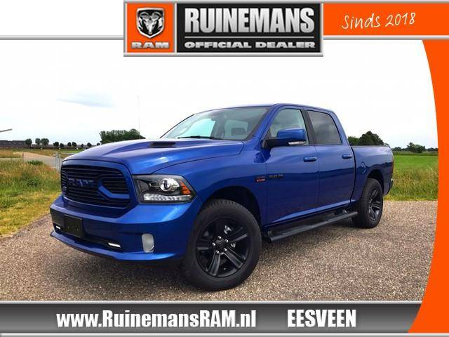 Dodge Ram SPORT 1500 5.7 V8 HEMI LPG G3 / BLACK EDITION - 2019