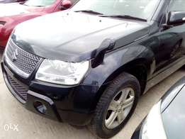 Suzuki Escudo black color Fully loaded unit new number With back tire