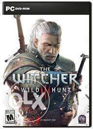 the famous game witcher 3 for pc