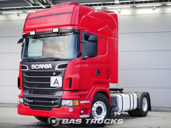 Scania R500 Hydro PTO Retarder / Leasing - 2013