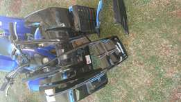 Banshee plastics full set R2000