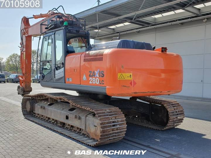 Hitachi ZX280LC-3 Nice and clean machine - 2010 - image 2