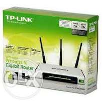 Interested in TP link Wireless router at 4500 call