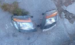Ford ranger headlights , fenders and bumper for sale