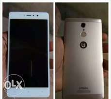 Very neat Gionee s6s for sale hurry