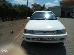 Toyota corolla L touring for quick sale