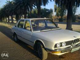 Price drop!!! 1983 Bmw 518i Bargain