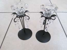 2 Candle Holders for sale