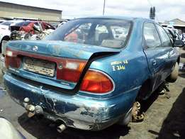 Still driving a 1996 Mazda Etude 1.6? We're stripping for spares.