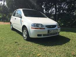 Chevy Aveo 1.6 - Neat as a pin
